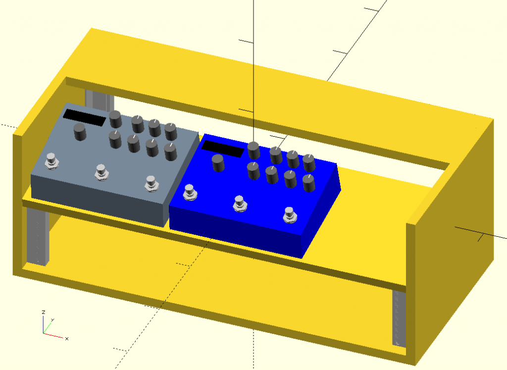 OpenSCAD_RackVersion1_vorn